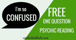 free email psychic reading for one question