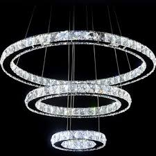large modern chandelier lighting. 42 Beautiful Contemporary Modern Crystal Chandelier Light Fixture Led Pendant Lamp Hanging Three Surface Fixtures Ring Custom Size Chandeliers Threesurface Large Lighting O