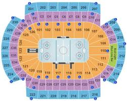 Colorado Avalanche Seating Chart With Seat Numbers Minnesota Wild Vs Colorado Avalanche Tickets Section 124