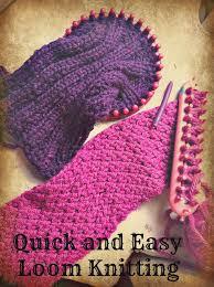 Easy Loom Knitting Patterns