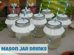 Decorating Mason Jars For Drinking Mason Jar Drinks Celebrate Every Day With Me 24