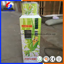 Popcorn Vending Machine For Sale Enchanting China CoinOperated Vending Popcorn Making Machine For Sale China