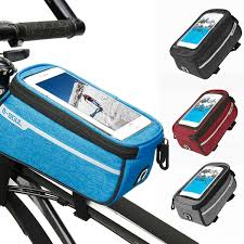 <b>B SOUL</b> Waterproof Bicycle Bags <b>Touch Screen MTB</b> Cycling Bags ...
