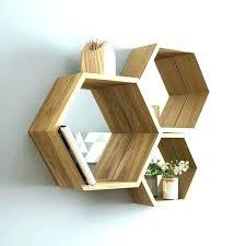 honeycomb wall decor hexagon wall shelf hexagonal wall shelf honey comb shelves innovation ideas hexagon wall honeycomb wall decor