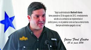 """Jaime Ford Castro on Twitter: """"Jaime como ministro del MOP desde agosto de  2012 a julio 2014 siempre actuó apegado a las leyes. #JusticiaParaFord… """""""
