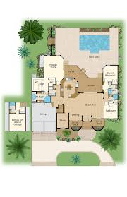 sample house floor plan autocad awesome color floor plan and brochure samples on behance