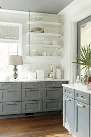 gray kitchen design idea 17