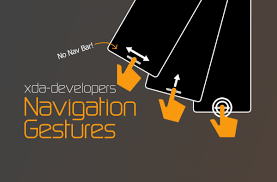 Navigation Gestures by XDA brings iPhone X-style gesture controls to Android  devices: Android