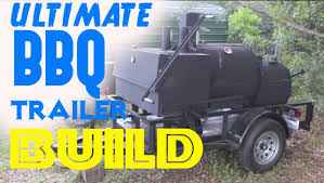 ultimate bbq trailer build part 1 of 4 made with the everlast power imig 205 you