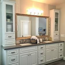 rustic bathroom double vanities. Contemporary Rustic Bathroom Vanities Designs Designing Bathrooms Online Master With Large Plan  3 To Rustic Double