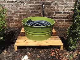 what is a garden hose pot and where can