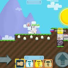 Growtopia adalah platform kotak pasir kreatif multipeman 2d yang dibuat oleh seth robinson dan hamumu.game ini tersedia di google play store, app store, dan versi beta untuk windows. Unieyegt Instagram Posts Gramho Com