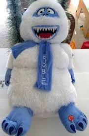 rudolph the red nosed reindeer abominable snowman ble singing jumbo plush new
