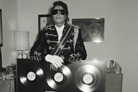 Michael Jacksons Beat It This Weeks Billboard Chart