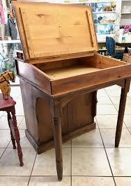 lift top desk. Antique Desk For Sale, Library Desk, Vintage Lift Top With Bookcase, P