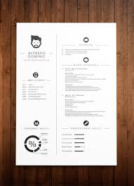 Beautiful And Simple Curriculum Vitae Template Creative Resume