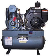 saylor beall light equipment tools new saylor beall 14 hp 18 8 cfm splash lubricated compressors