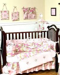 camo crib bedding set uflage baby purple sets boy