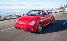 First Drive: 2013 Volkswagen Beetle Convertible - Automobile Magazine