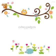 Owl Bedroom Decor Kids Coruja No Galho Desenho Colorido Pesquisa Google Imagens