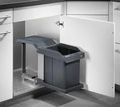 Hailo Solo 20 Küchen Einbau Mülleimer 20 L Vollauszug Ausfahrautomatik  *43516 1 ...