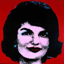 view full sizewarhol used a variety of techniques to create portraits of celebrities like jackie kennedy awf