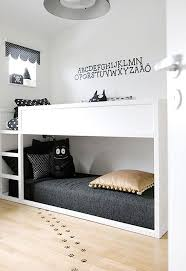 low height loft bed. Brilliant Loft I Like That The Bottom Bedu0027s Mattress Is On Floor 1 Easierless  Expensive To Build And 2 Lower Height For Top Bunk In Low Height Loft Bed