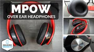 Image result for Mpow 059 Bluetooth Headphones Over Ear
