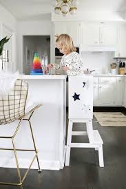 ikea star toddler learning tower diy
