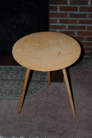 decorator table round particle board decorator table favored round particle board decorator table 5 wooden with