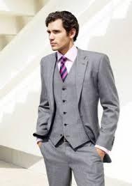 Fashion at the Races | Suitable Suits. light grey suit