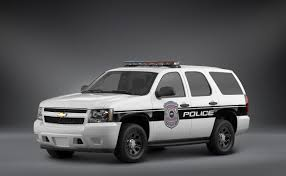 2007 Chevrolet Police Tahoe Review - Top Speed