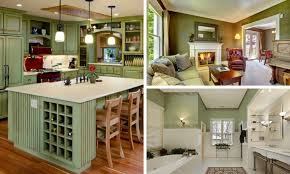 colors that go well with green for