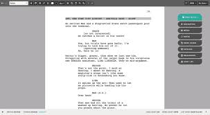 Best Screenwriting Software Programs Compared Script Reader Pro
