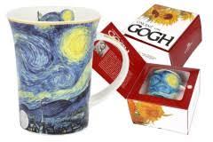 <b>Кружка Звёздная ночь (В</b>. Ван Гог) - В. Ван Гог - posuda-super.ru