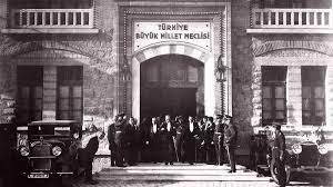 Ankara ne zaman başkent oldu? 13 Ekim 1923 Ankara'nın başkent oluşu