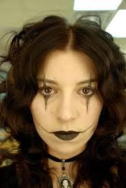 the crow makeup by oleanderchardonai