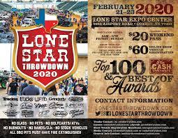 Lone Star Throwdown – World's Best Truck Show | Conroe, Texas