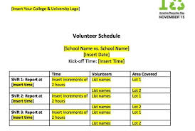 volunteer schedule template 28 images of volunteer roster template bfegy com