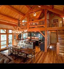 log cabin home plans with loft unique open floor plan with loft wooden walls of log cabin home plans with loft