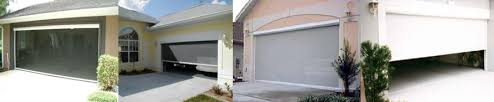 roll up garage door screenGarage Door Screens  CVS Windows Florida The Villages