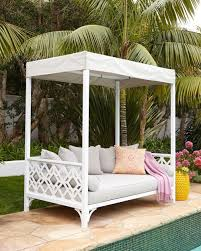 outside daybed with canopy pool lounge chairs design full size of daybeds
