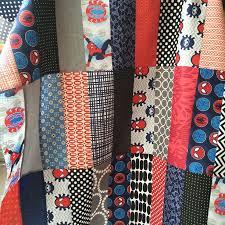 Spidey Quilt ~ Fresh Lemons Modern Quilts & Spidey Quilt : Fresh Lemons Quilts Adamdwight.com