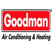 goodman logo. goodman hvac logo