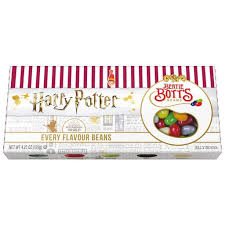 Harry Potter Jelly Bean Flavors Chart Jelly Belly 20 Flavor Clear Gift Box 16 Oz Candy