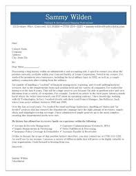 administrative cover letter example cover letter website