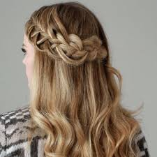Prom Hairstyle Picture our favorite prom hairstyles for mediumlength hair more 5555 by stevesalt.us