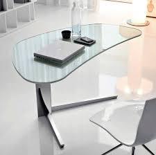 modern glass office desk. Modern Glass Desk Office S