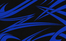 Black And Blue Design Free Download Black And White Wallpapers Carbon Black Blue