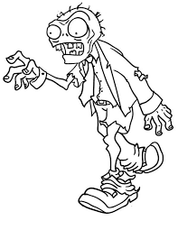 Small Picture Top 20 Zombie Coloring Pages For Your Kids Coloring books Craft